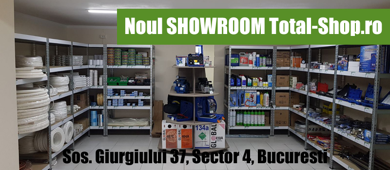 Noul Showroom Total-Shop.ro