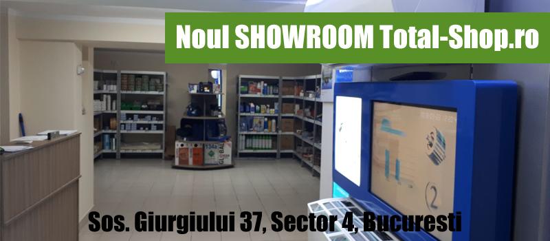 Noul Showroom Total-Shop.ro