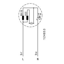 Ruck Ventilator ETALINE EL 160L E2 01
